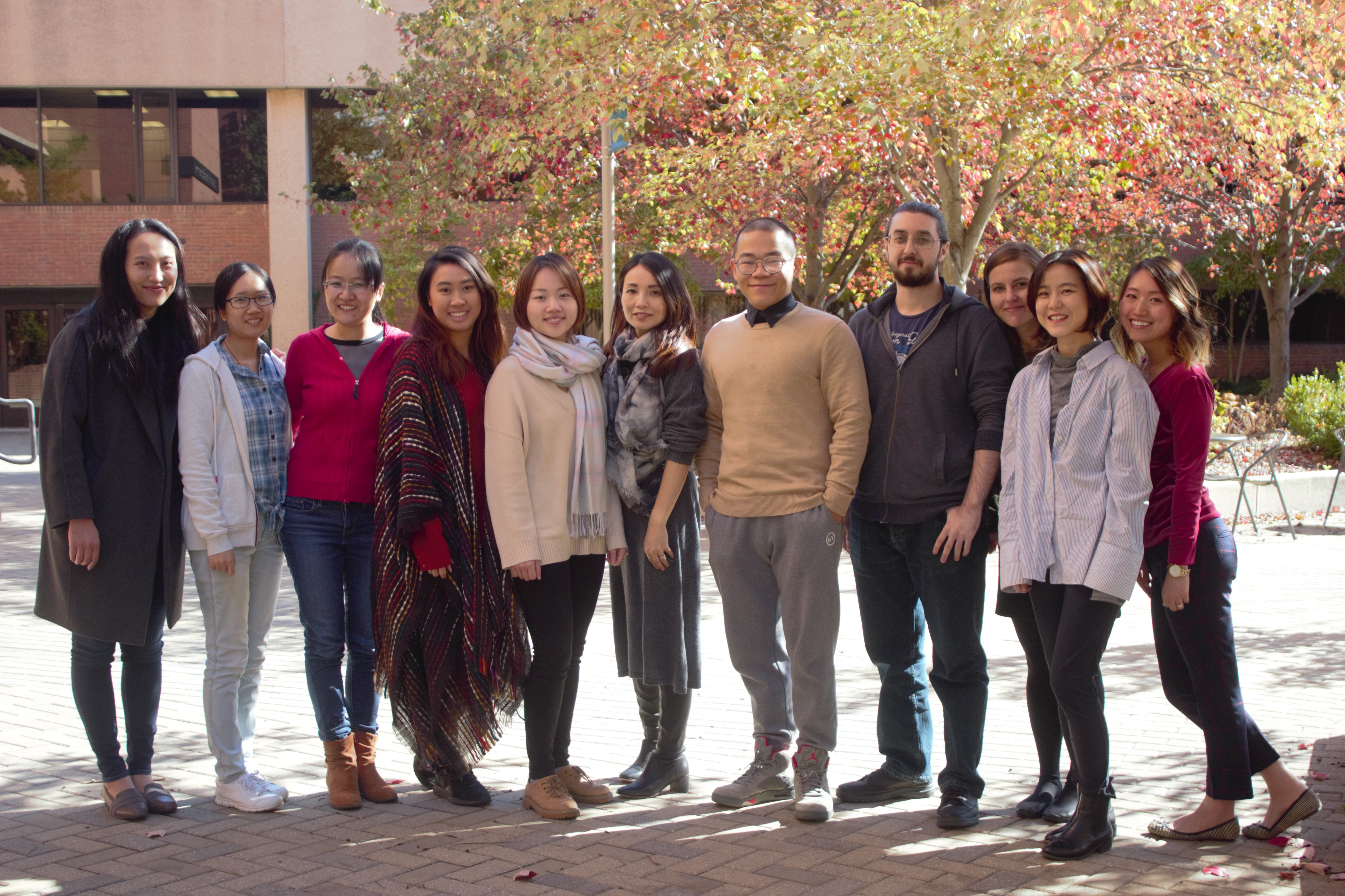 Graduate Research Assistants in CCADLAB