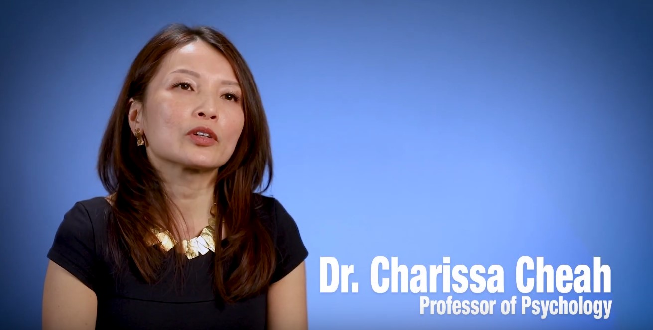 "Dr. Cheah is in the SRCD ""Hidden Figures"" in Developmental Science video series"