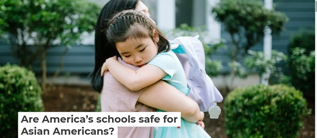 Dr. Cheah Talks about School Safety for Asian American Students